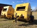 2018 Vermeer 605N Round Baler