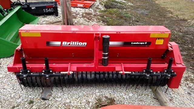 2021 Brillion LSP6 Drill