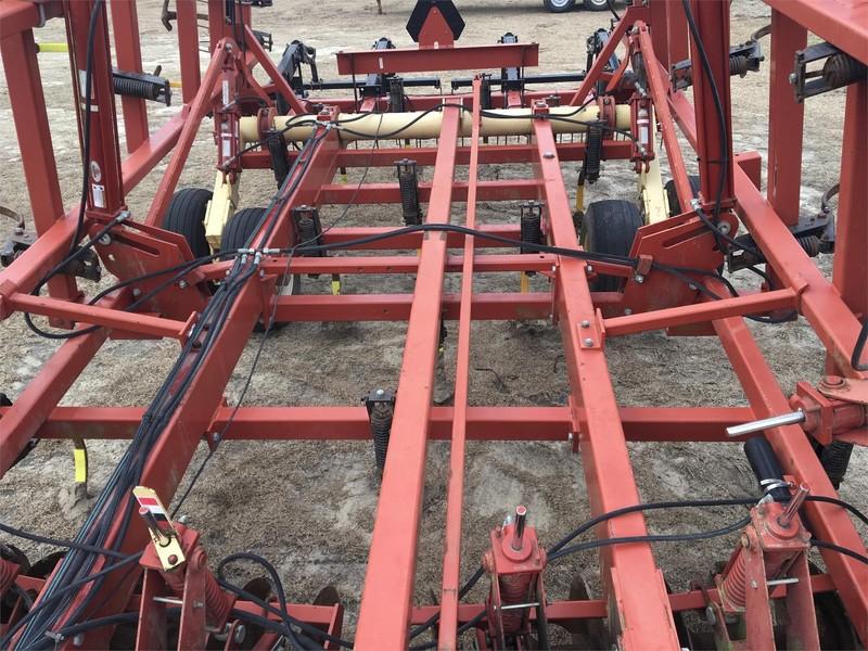 2008 Krause Landstar TL6400-27 Soil Finisher
