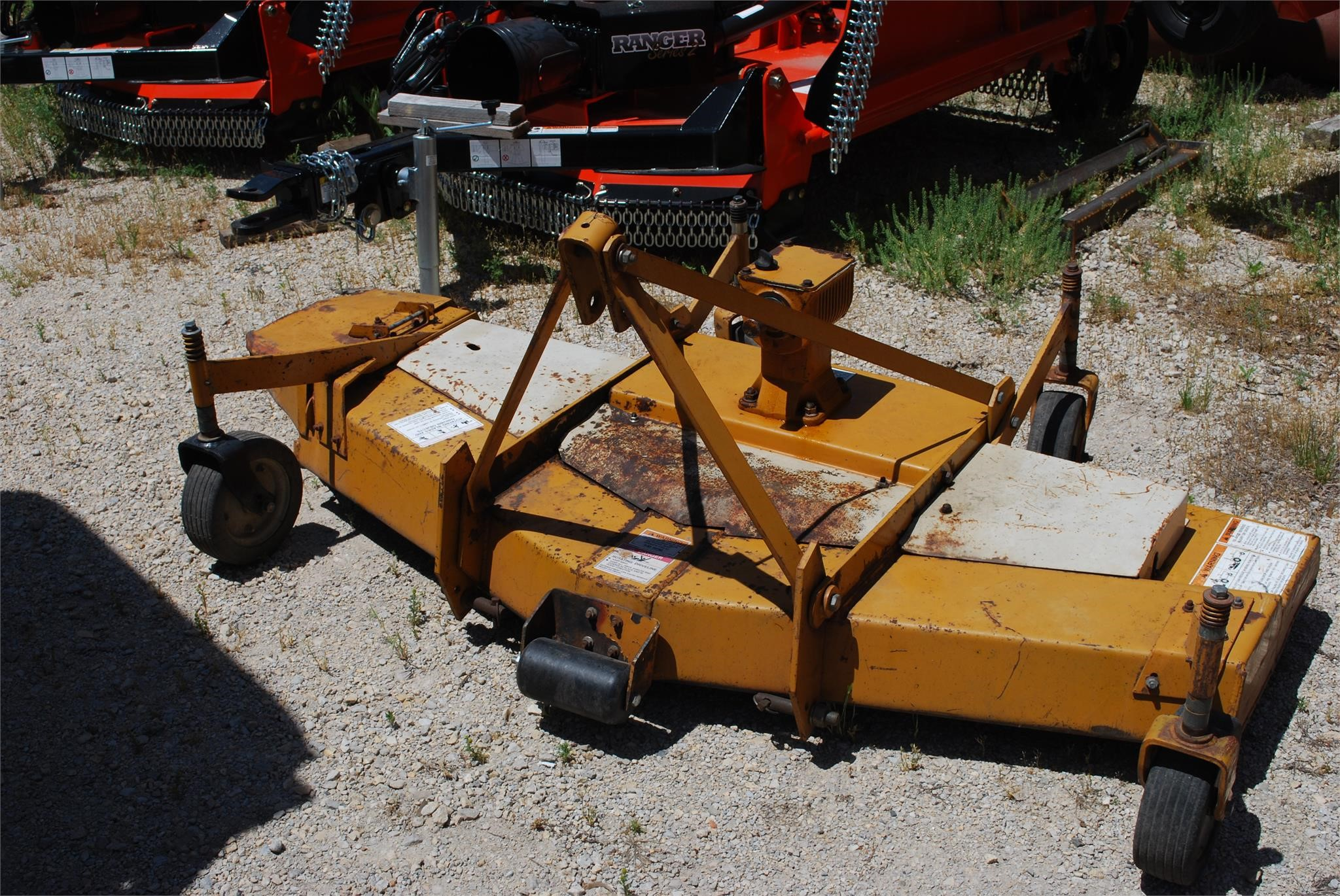 Woods RM660-1 Rotary Cutter