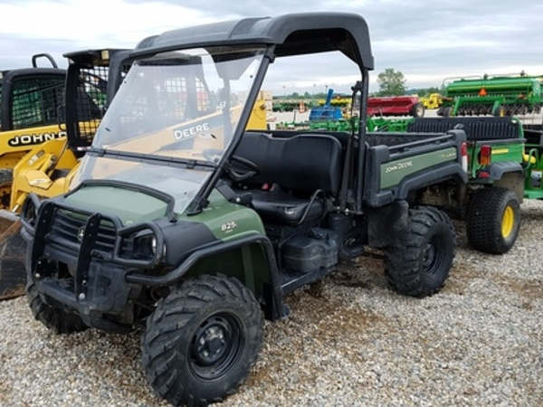 2014 John Deere Gator XUV 825I ATVs and Utility Vehicle