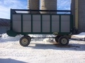 2010 Badger 1200 Forage Wagon