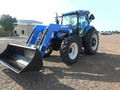 2012 New Holland T6070 Tractor
