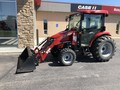 2014 Case IH Farmall 55C CVT Tractor