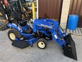 2018 New Holland WORKMASTER 25S Tractor