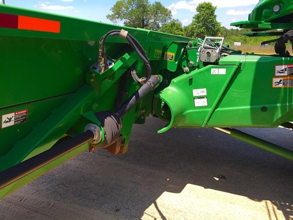 2009 John Deere 612C Corn Head