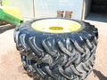 John Deere DUALS Wheels / Tires / Track