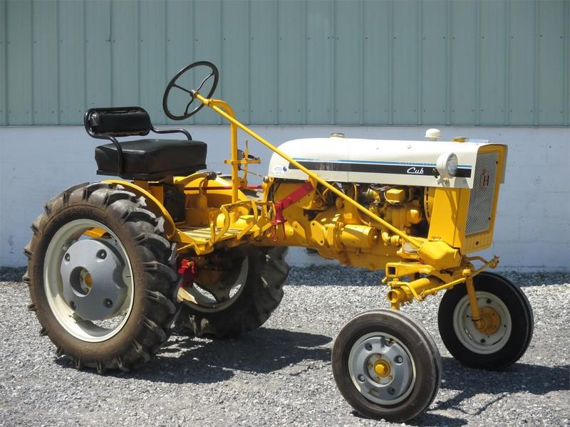 International Harvester Cub Tractor : International harvester cub tractor lebanon pa