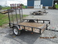 Carry-On 5X8 Flatbed Trailer