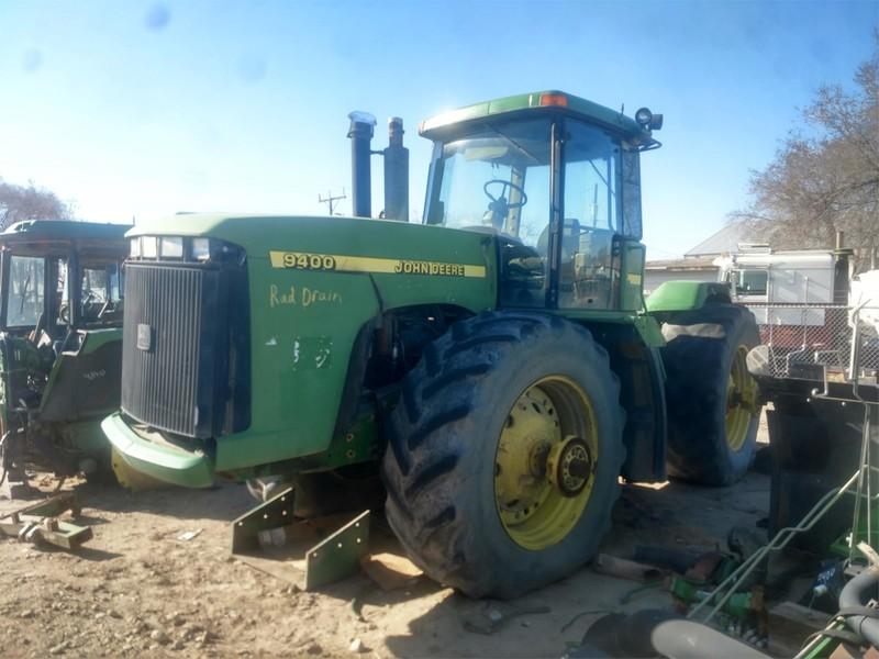 John Deere 9400 Tractor