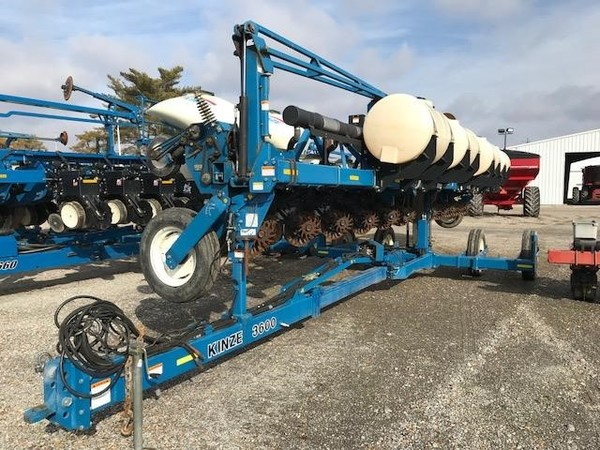 Used Kinze 3600 Planters For Sale Machinery Pete