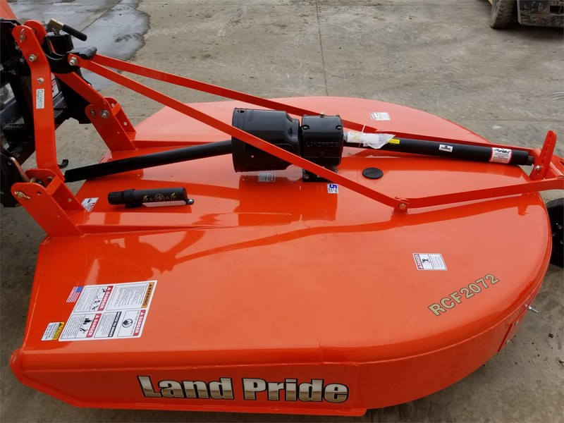 2018 Land Pride RCF2072 Rotary Cutter