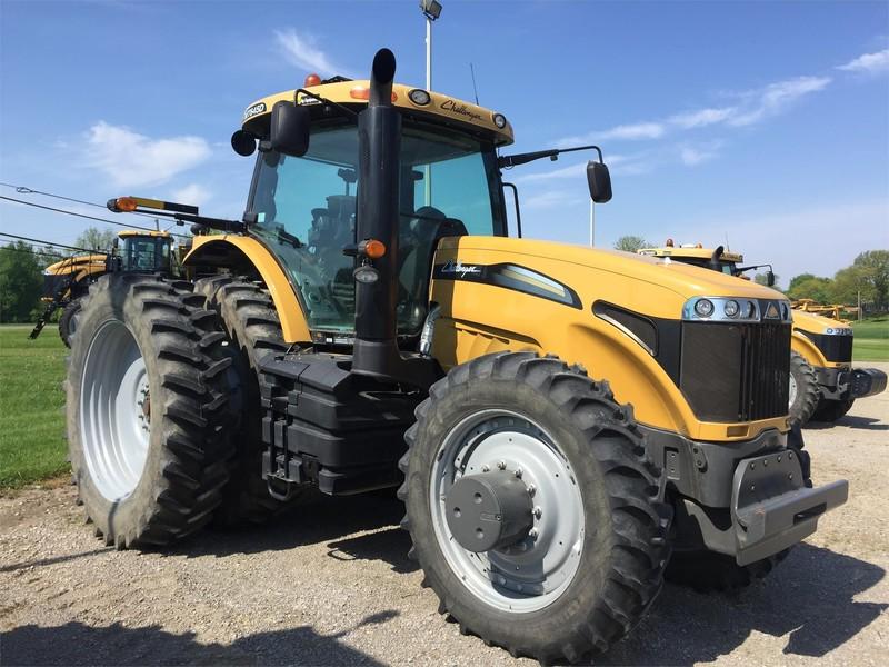 2012 Challenger MT645D Tractor