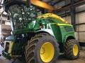 2015 John Deere 8500 Self-Propelled Forage Harvester