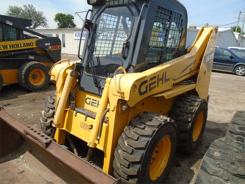Used Gehl 5640e Skid Steers For Sale Machinery Pete
