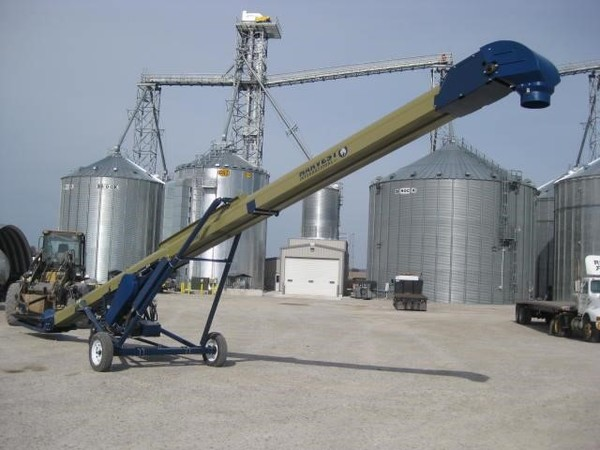 Harvest International FC1545 Augers and Conveyor