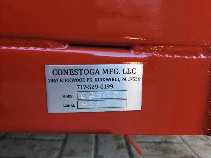 2019 Conestoga C25 Manure Spreader