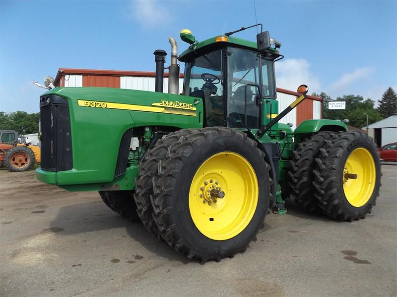 2002 John Deere 9320 Tractor