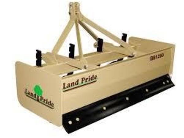 Land Pride BB1272 Blade