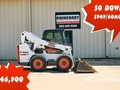 2016 Bobcat S770 Skid Steer