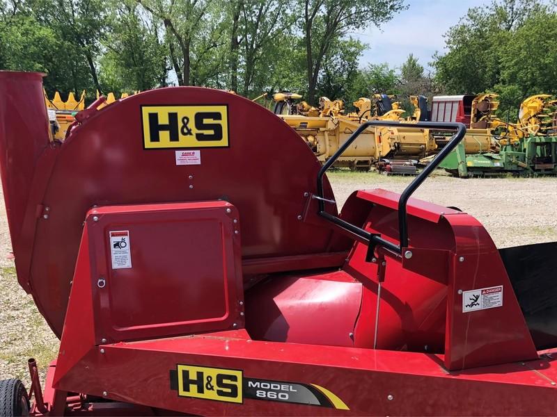 2014 H & S 860 Forage Blower