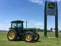 1992 John Deere 3255 Tractor