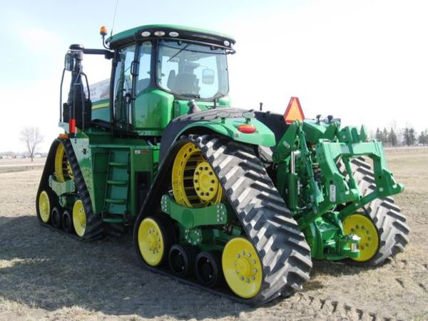 2017 John Deere 9470RX Tractor