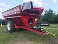 2010 J&M 1051-22D Grain Cart