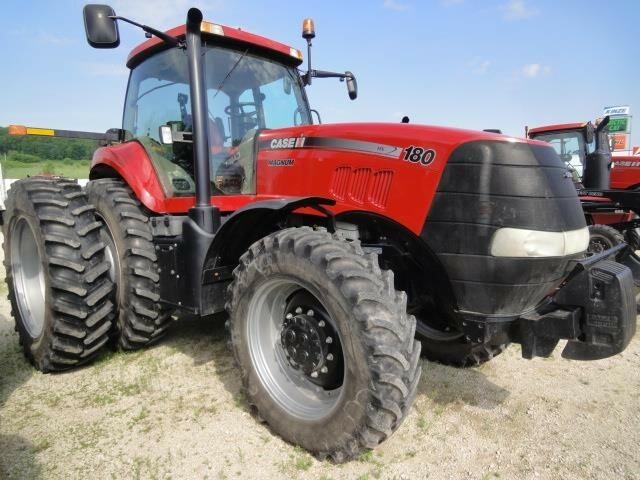2014 Case IH Magnum 180 Tractor
