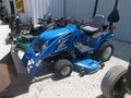 2006 New Holland TZ18DA Tractor