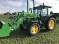 2017 John Deere 5115R Tractor