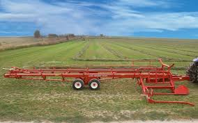2019 ProAG Hay Hiker 1400 Bale Wagons and Trailer