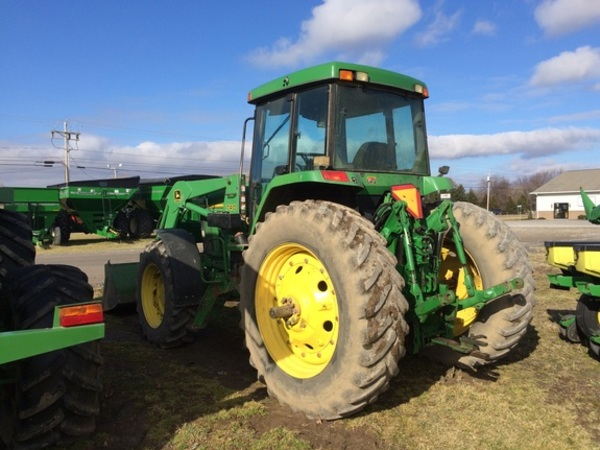 1995 John Deere 7800 Tractor Hall Ny Machinery Pete