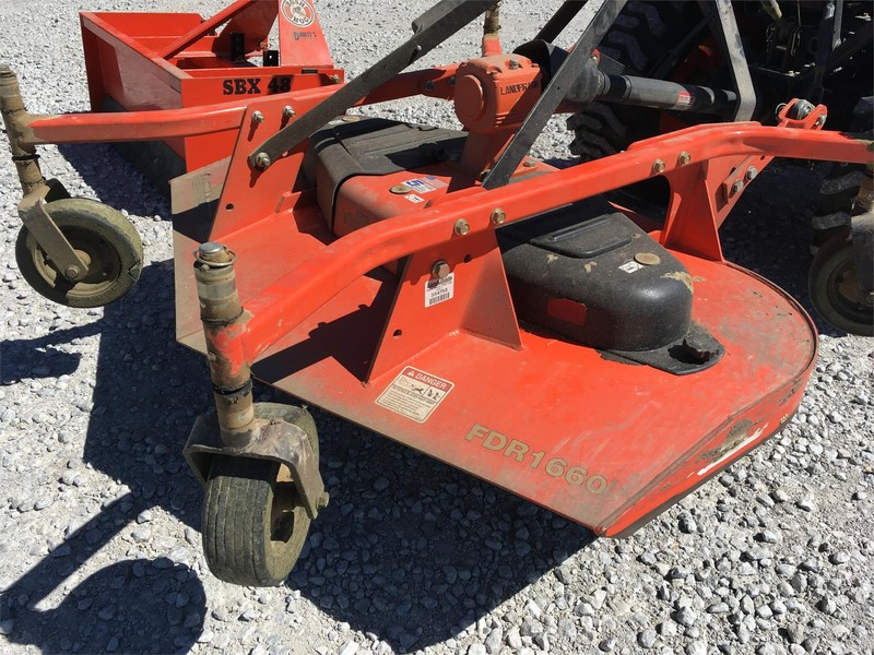2008 Land Pride FDR1660 Rotary Cutter