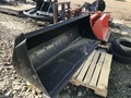 """Case IH 84"""" Loader and Skid Steer Attachment"""