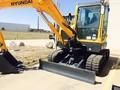 2016 Hyundai Robex 60CR-9A Excavators and Mini Excavator