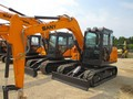 2014 Sany SY75C Excavators and Mini Excavator