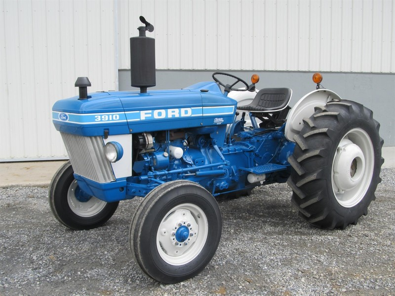 Used Ford Tractors 40 99 Hp For Sale Machinery Pete