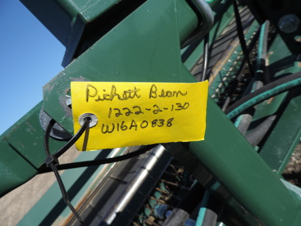2012 Pickett 1222-2-130 Bean Bar