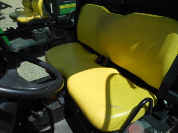 2013 John Deere Gator XUV 855D ATVs and Utility Vehicle