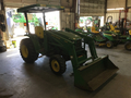 2000 John Deere 4300 Tractor