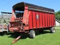 2005 Meyer 4620 Forage Wagon