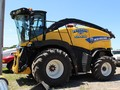 2015 New Holland FR600 Self-Propelled Forage Harvester