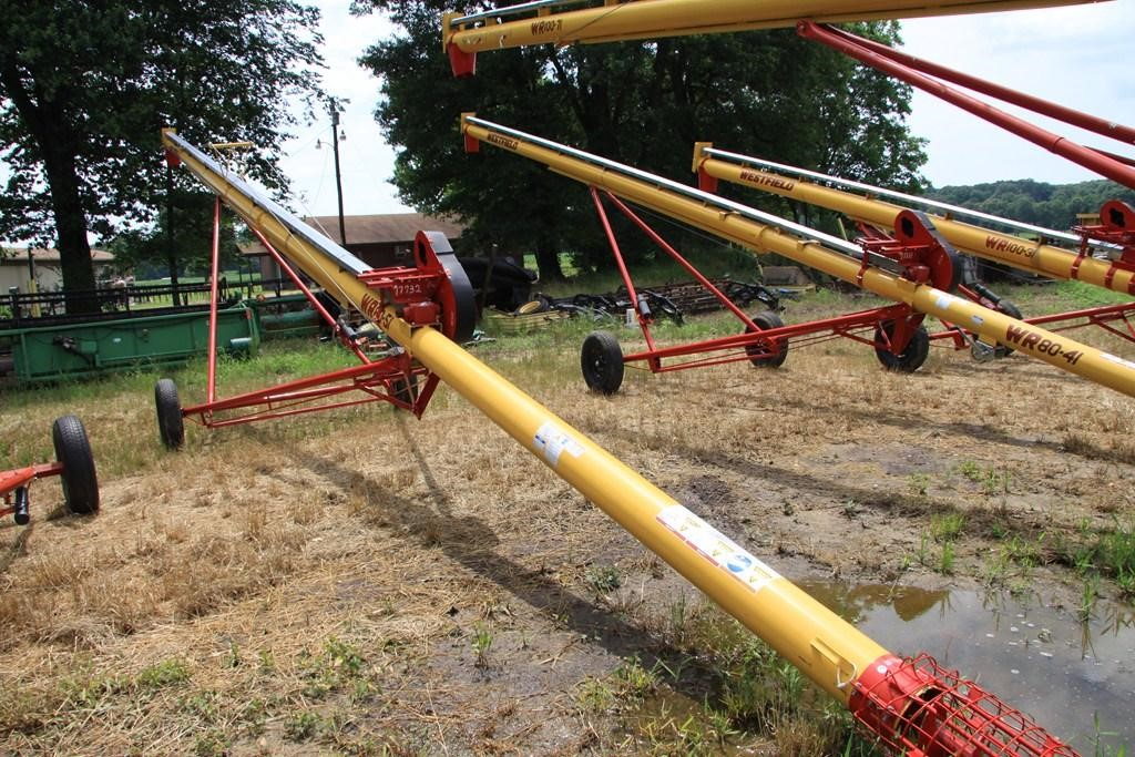 2014 Westfield WR80-51 Augers and Conveyor