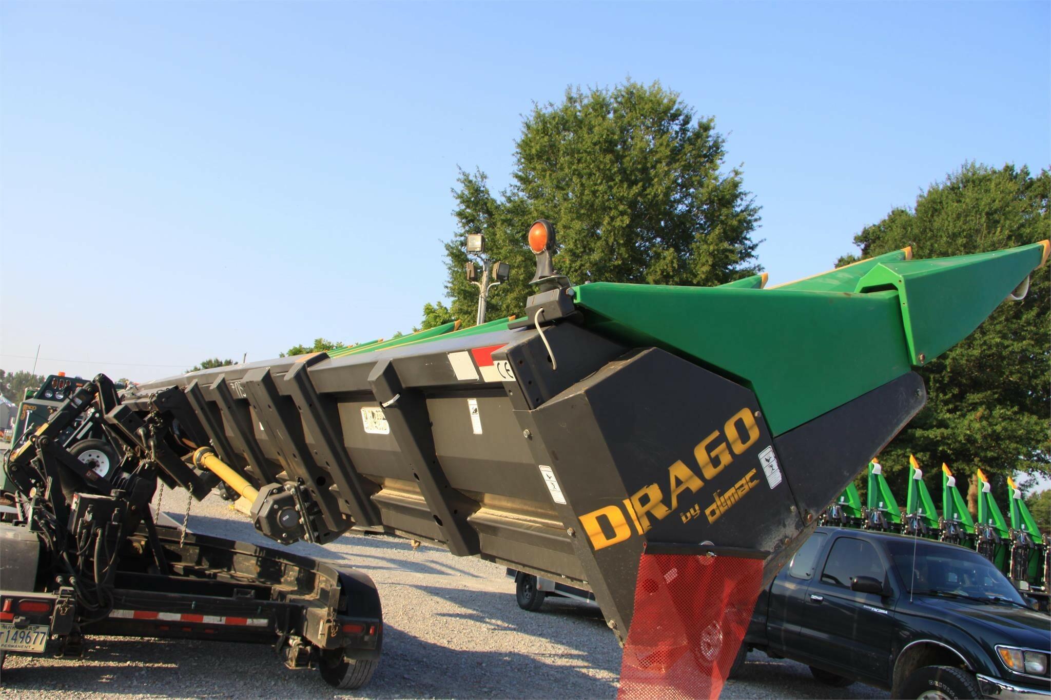 2012 Drago 1238 Corn Head