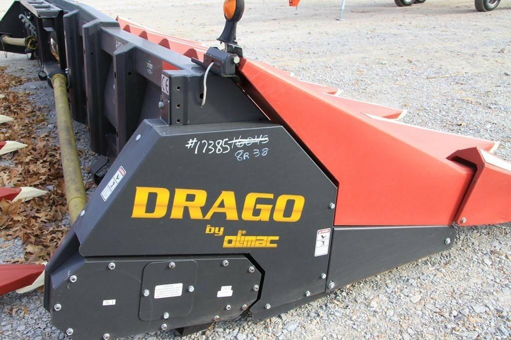 2012 Drago 838 Corn Head