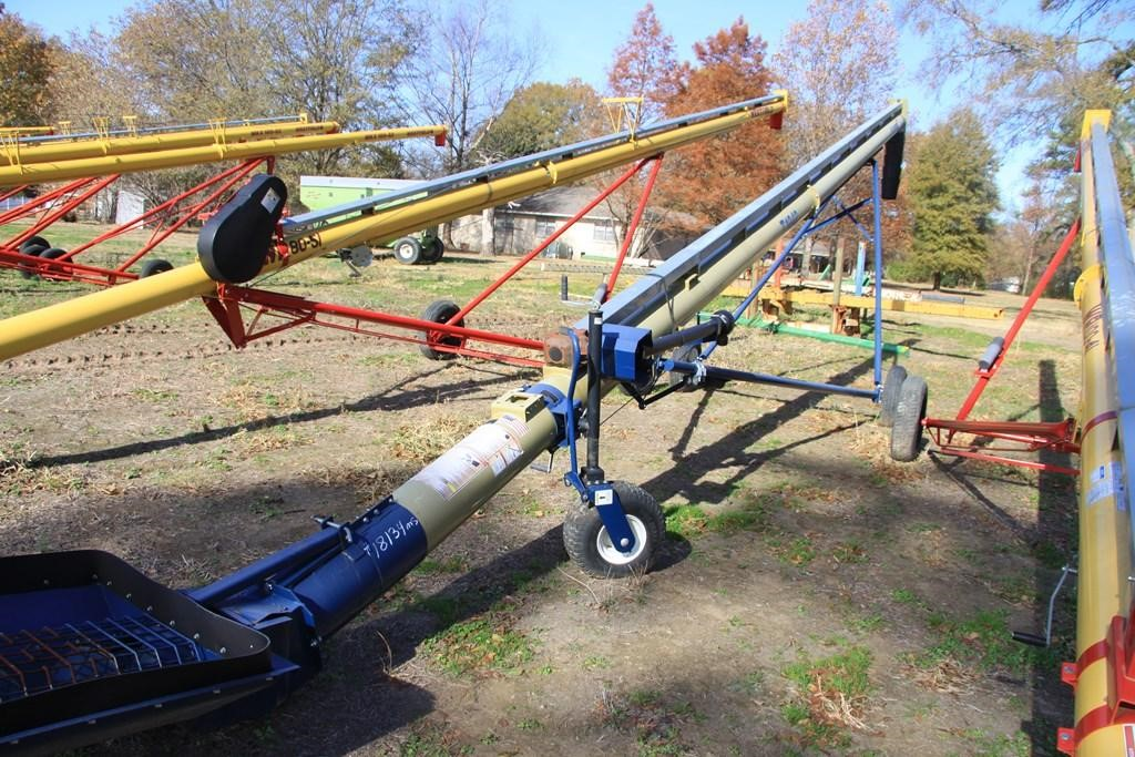 2012 Harvest International T1042 Augers and Conveyor