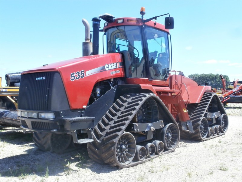 2010 Case IH Steiger 535 QuadTrac Tractor