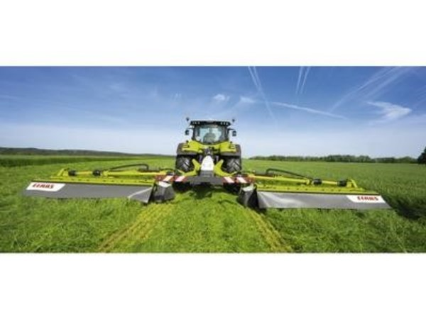 2019 Claas Disco 1100C Business Mower Conditioner