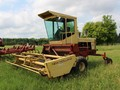 New Holland 1495 Self-Propelled Windrowers and Swather